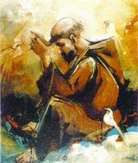 Francis at Prayer