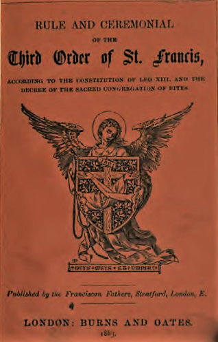 THIRD ORDER BOOK COVER