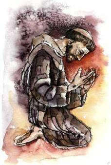 francis-praying