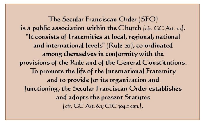 CIOFS Statutes