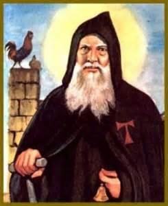 St. Anthony of Egypt B